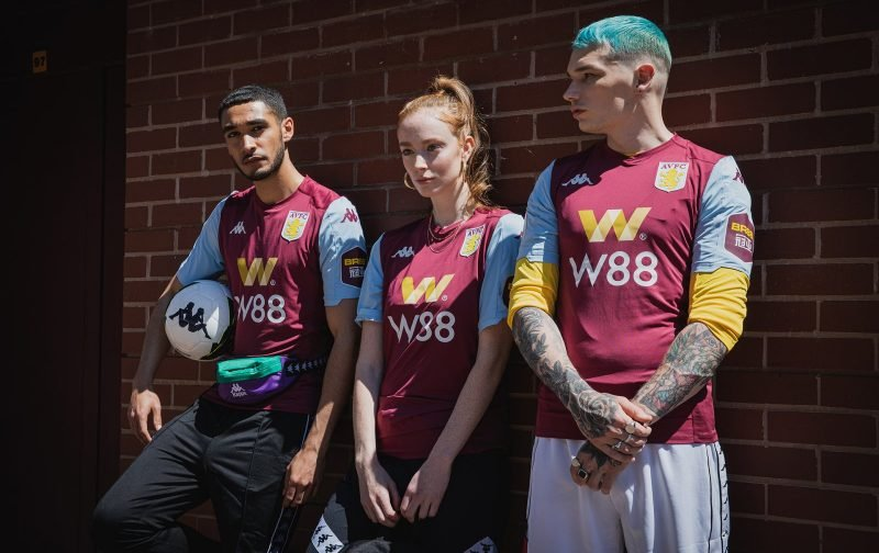 best sneakers 1de8c 16ff9 Kit, miss or maybe? The verdict on the new Villa strip ...