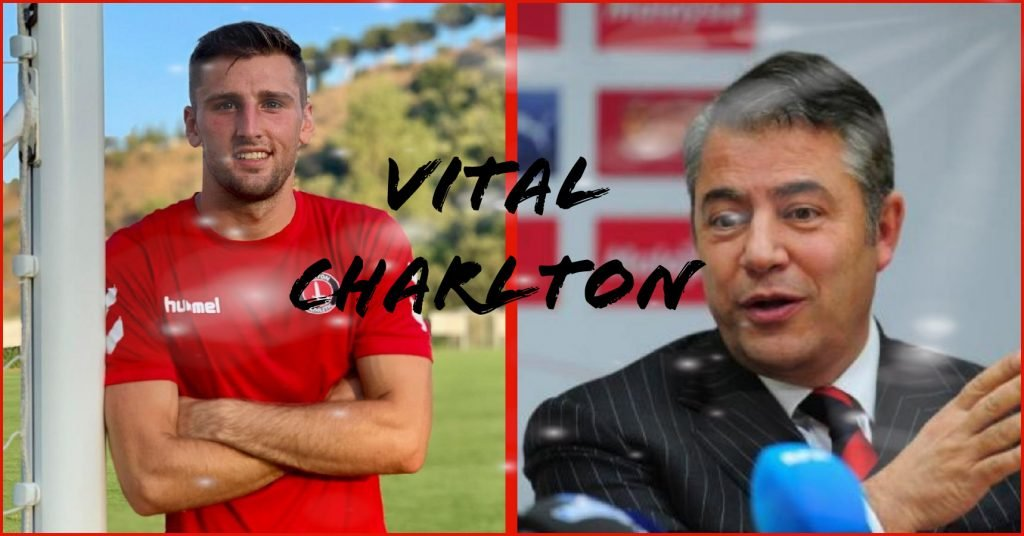 Ben Purrington returns, but surely Roland did not sanction this? | Vit