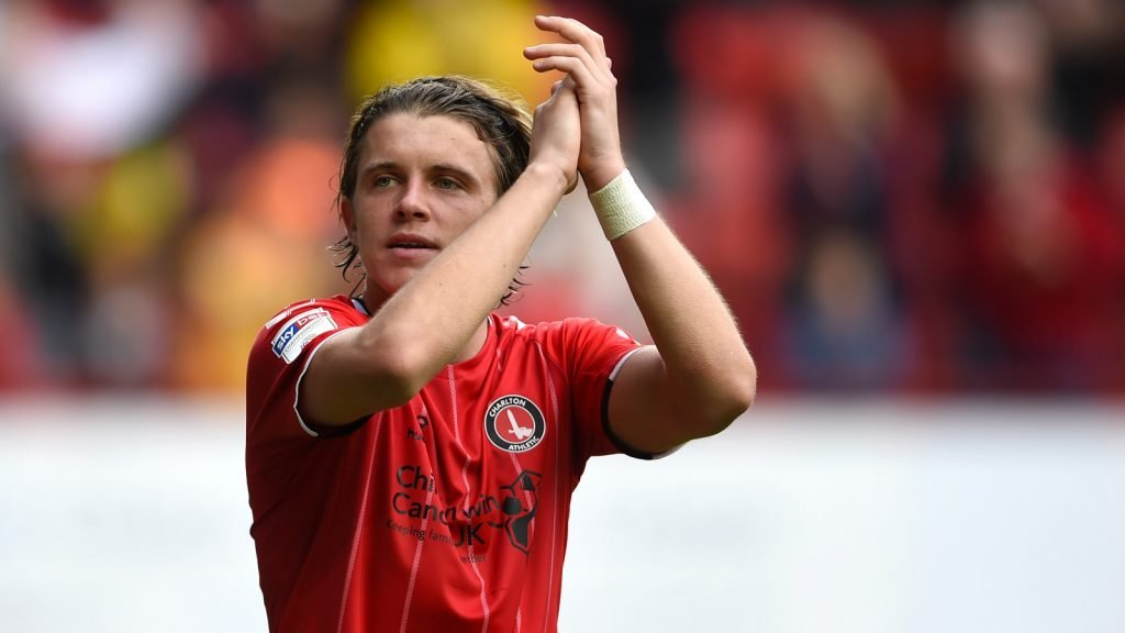 Charlton youngster reveals all about his medical problems