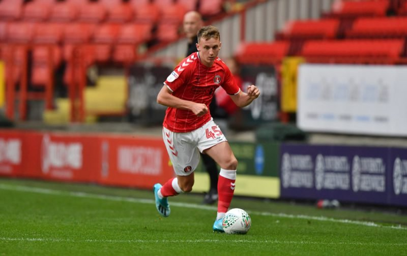 The hero of the day: Alfie Doughty | Vital Charlton Athletic