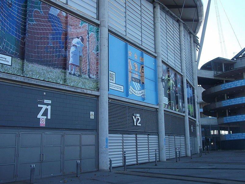 City of Manchester Stadium October 2015 10