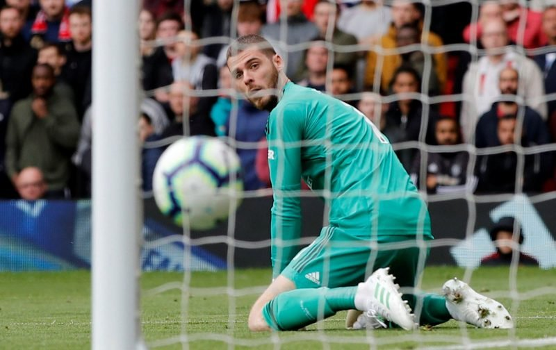 855307fd4dd Is It Time For David De Gea To Be Dropped