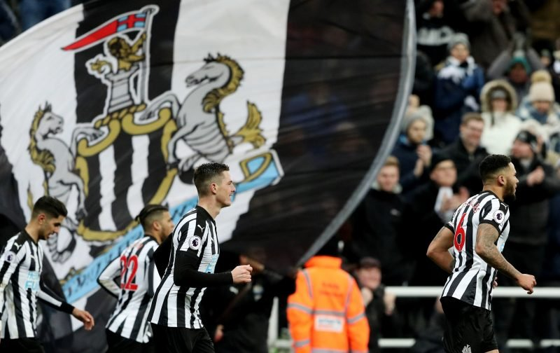 Newcastle United striker Dwight Gayle joins West Brom on loan