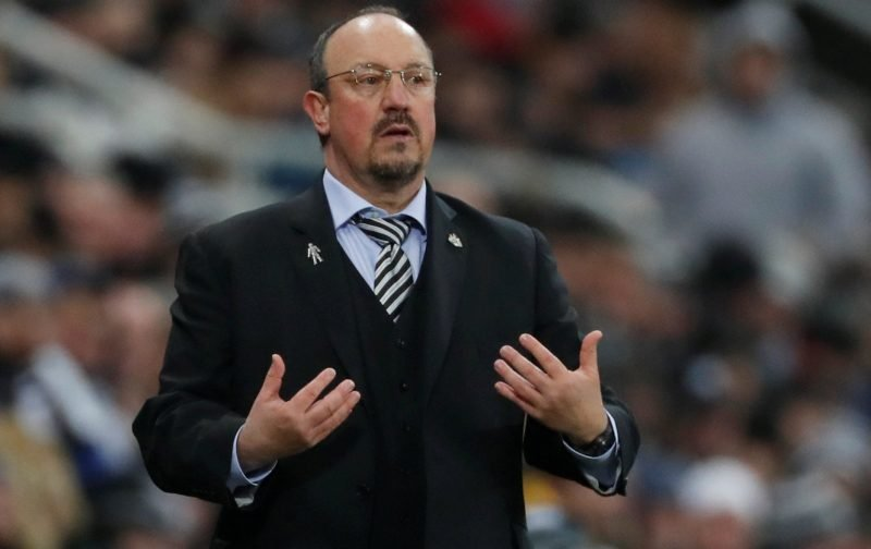Rafael Benítez: No guarantees over my Newcastle United future