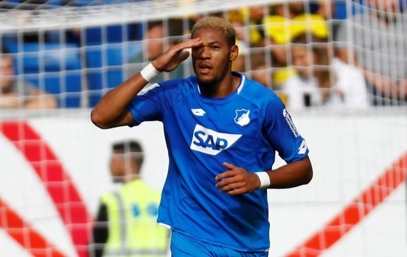 Hoffenheim confirm Joelinton is in talks with a Premier League club