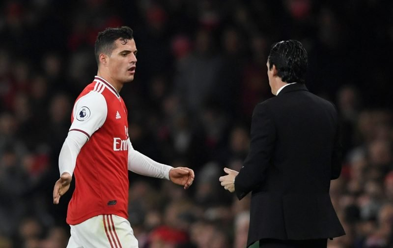 Schar retains important to Xhaka shift
