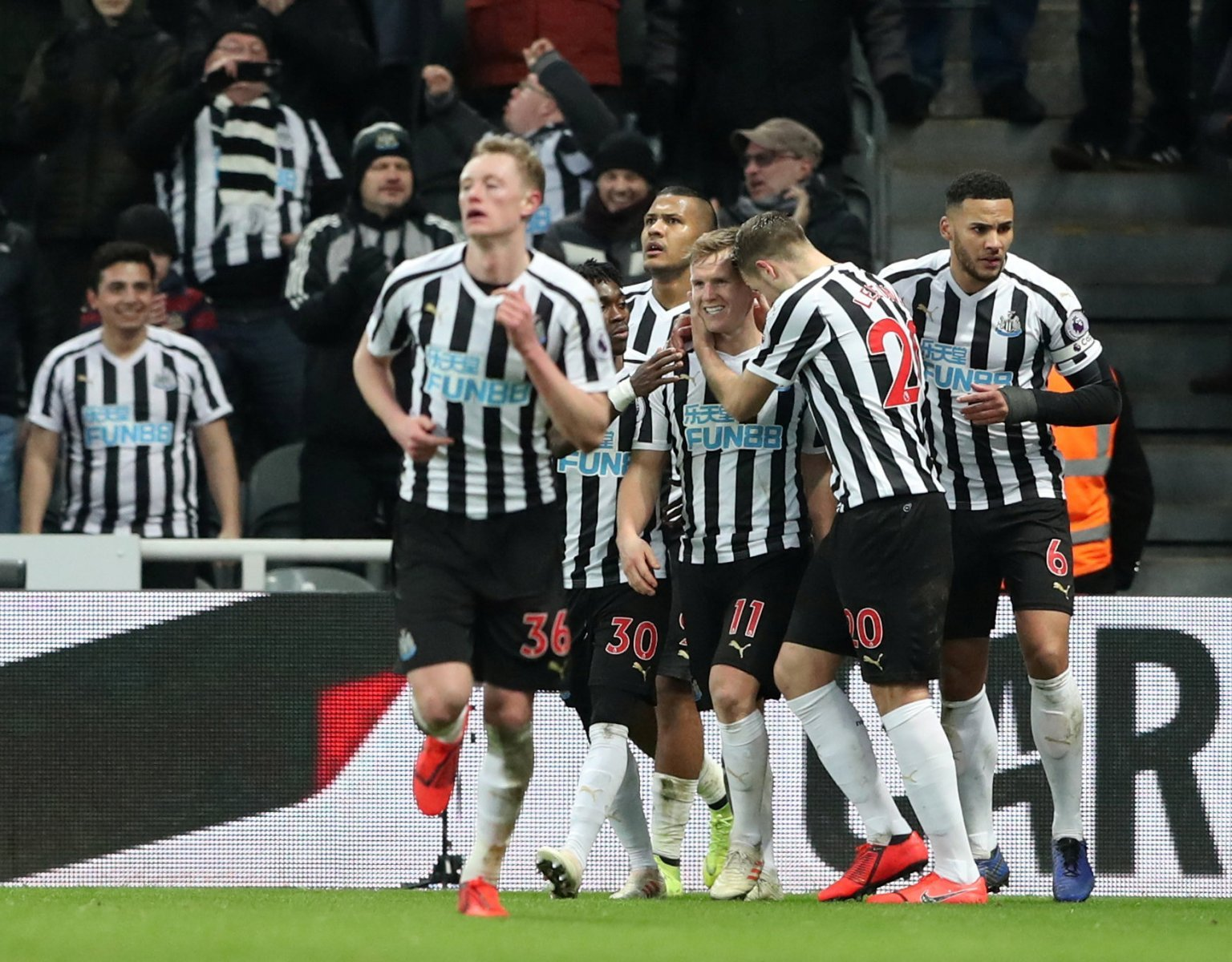 "Still in a state of disbelief"" – Many Newcastle fans react to club ..."