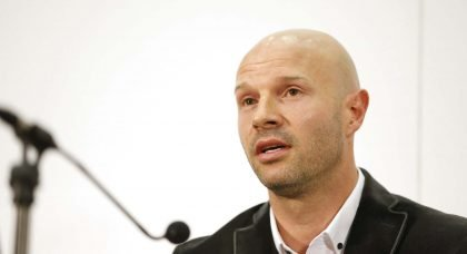 Ex-England and Leeds right-back Danny Mills