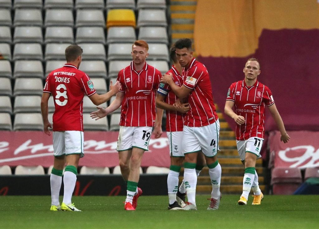 "Michael Appleton on ""tough"" Bradford City game, potential ...  |Lincoln City-liverpool"