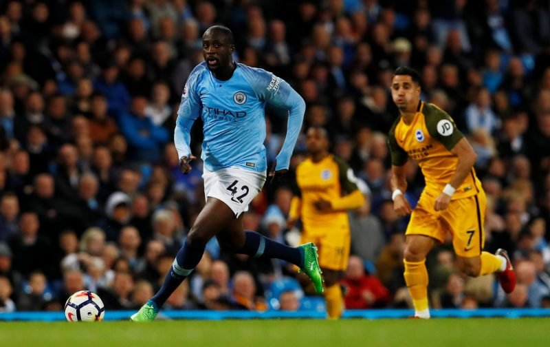 Yaya Toure backing Man City: But Liverpool scarily good