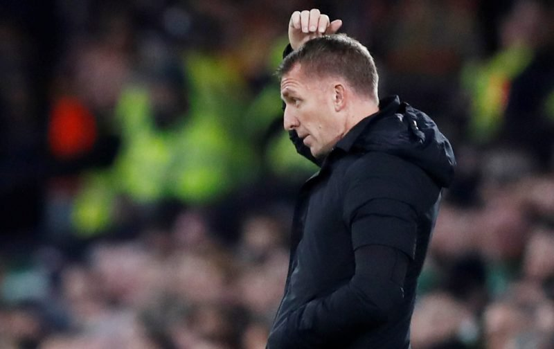 Brendan Rodgers believes in a big European comeback for Celtic
