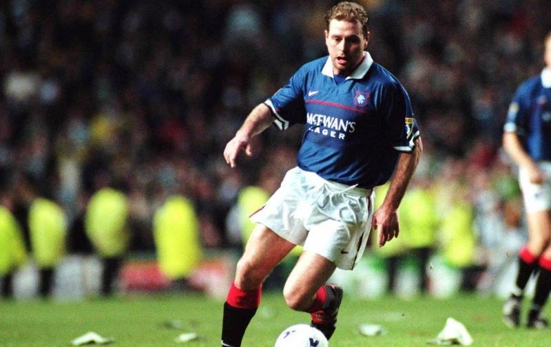 Gascoigne hits back over Scottish Hall of Fame snub