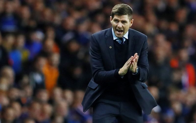 Steven Gerrard: Rangers have blown the title race wide open