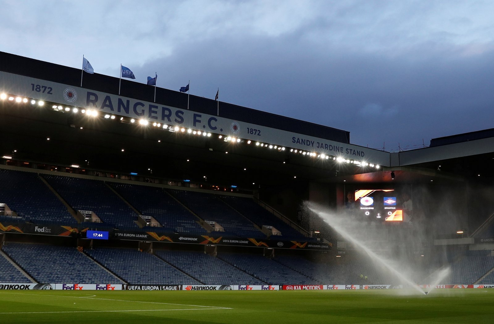 Gers set to complete deal for Man Utd midfielder