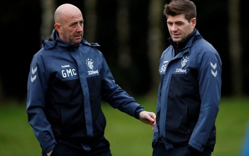 We're In Dialogue With Liverpool - Rangers Boss Steven Gerrard On Loanee