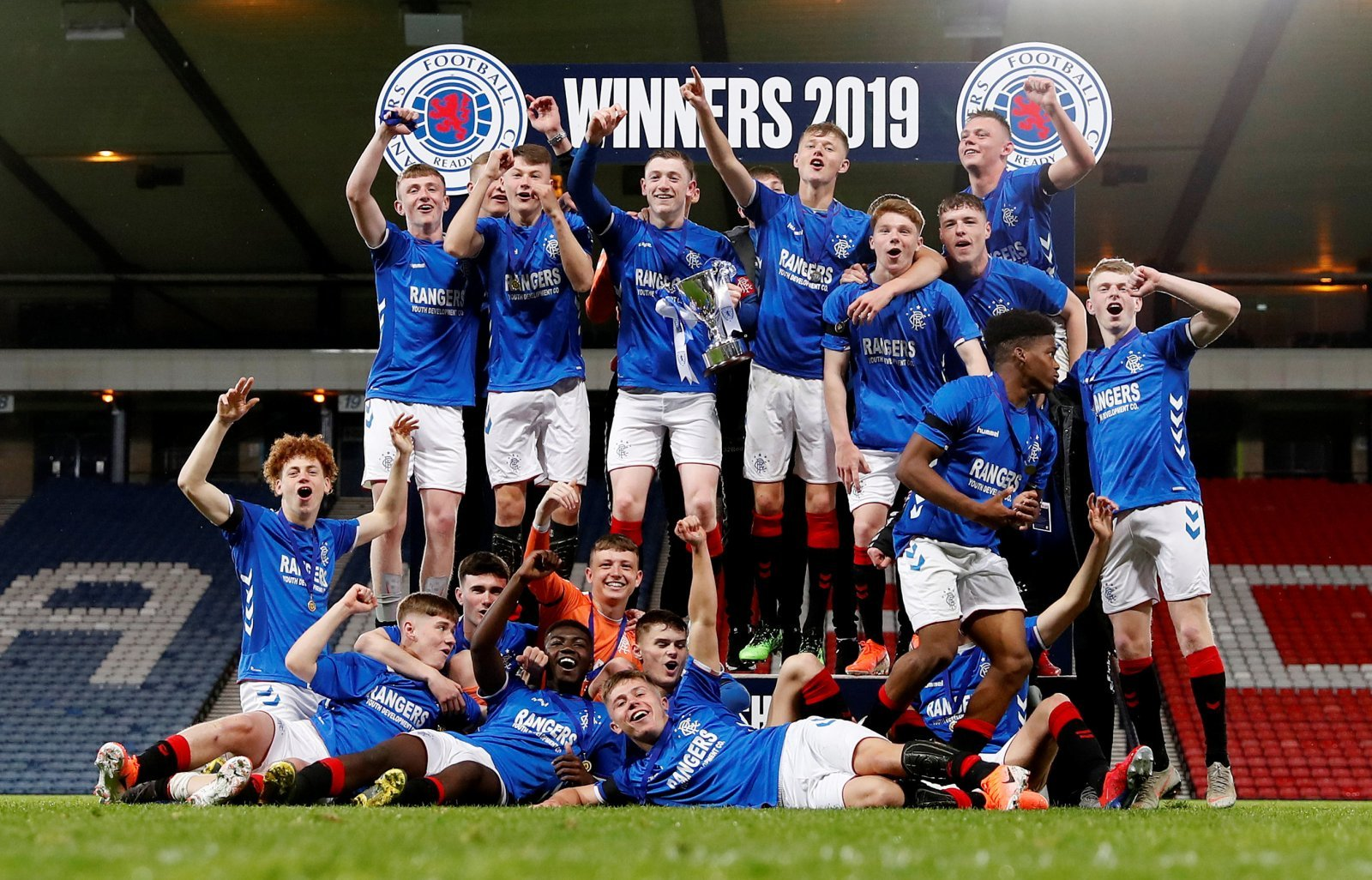 Gers Colts team plan given backing to join league