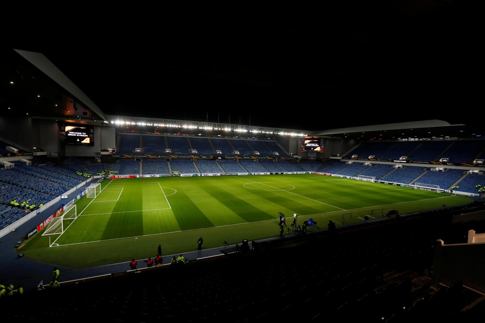 Rangers comment on SFA child abuse report
